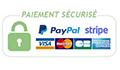 paiement en ligne sécurisé avec Paypal